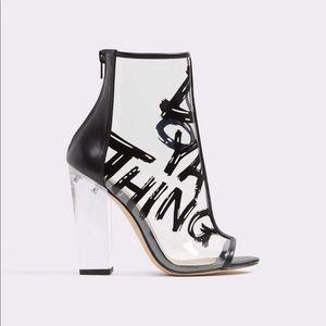de5b9d8cd03 Aldo Shoes - Aldo Open Toe Gaby