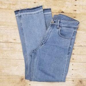 H&M Divided Released Hem Jeans