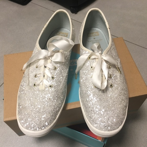 4e3b503c0c28 kate spade Shoes - Keds X Kate Spade New York Glitter Sneakers
