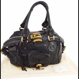 SALE AUTHENTIC CHLOE PADDINGTON Shoulder bag