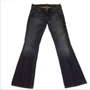 """7 For All Mankind Jeans - 7 For All Mandkind """"Flynt"""" Boot Cut Jeans"""
