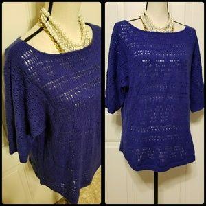 ✔LAST CHANCE ✔Modern Style Crochet Sweater