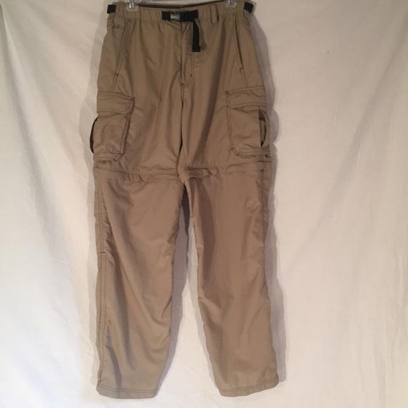 355d9f338e REI Pants | Mens Convertible Zip Off Shortshiking | Poshmark