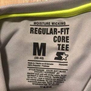 Shirts - Moisture wicking workout tee