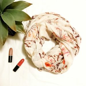 H&M infinity light weight infinity scarf