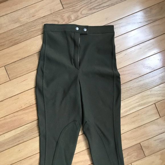 Vintage Pants - Vintage Express Tricot Leggings