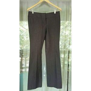 Brown Loft Marisa Bootcut Pants