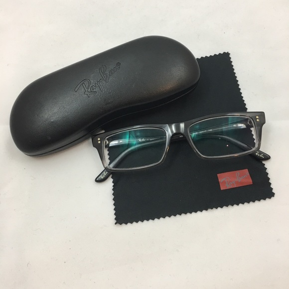 3c3c9285b54d Ray-Ban RB 5237 5058 Grey Gradient 53mm Glasses. M_5a0b8c21680278c7720138ff