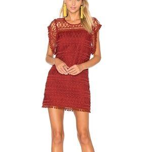 TULAROSA Lace Tunic Dress