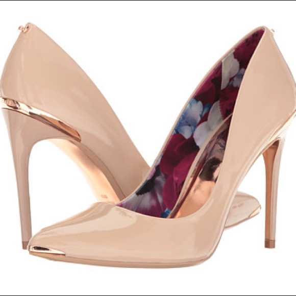 2a85f6481a2 Ted Baker London Kaawa Patent Leather Heels. M_5a0b8e1ca88e7d325b0150a3