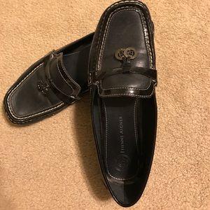 Black Aigner shoes