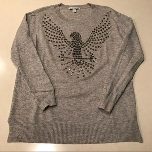 Autumn Cashmere Sweater (One of a Kind- Sample)