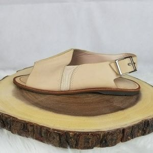Charles David leather sandal as 8.5