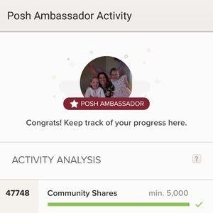 Accessories - Posh Ambassador Status