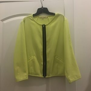 Rachel Roy green jacket