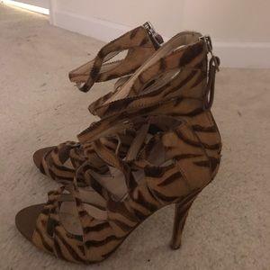 Boutique 9 Animal Print Heels