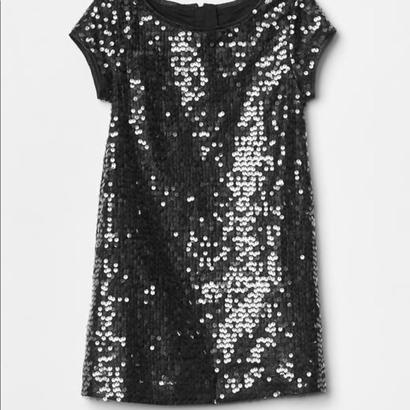 ab9ad4811d98 GAP Dresses | Girls Sequin Dress | Poshmark