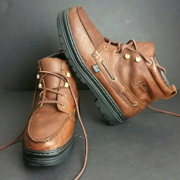 Justin Boots Shoes | Justin Mens Chukka