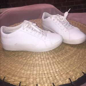 Zara White Sneakers
