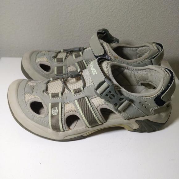 5c2fdd8fdee7 Teva Omnium 6154 Hiking Sport Sandals Size 9 40. M 5a0b9ab6f092820ece01904c