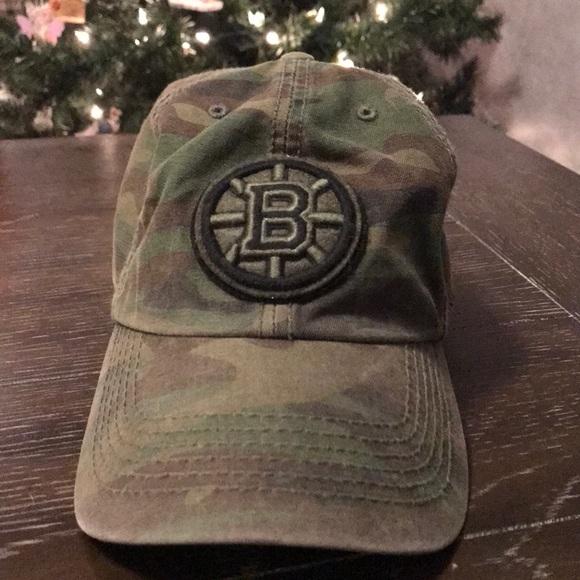 f57e3c8cf162a6 47 Accessories | Bruins Hat | Poshmark