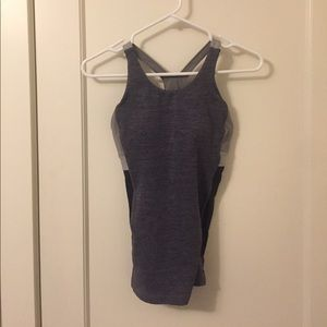 Lucy Racerback athletic tank