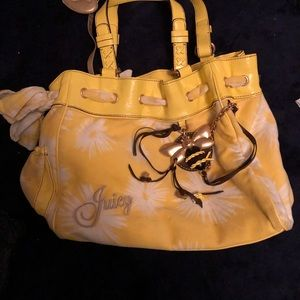 Super cute Juicy Couture bee purse with wallet