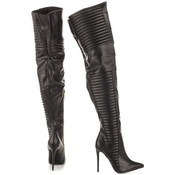27d5cc46a4 lust for life Shoes - Lust for life Koy thigh high boots