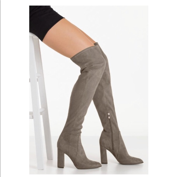 7105ef03605 Marc Fisher Over the Knee Boot (new)