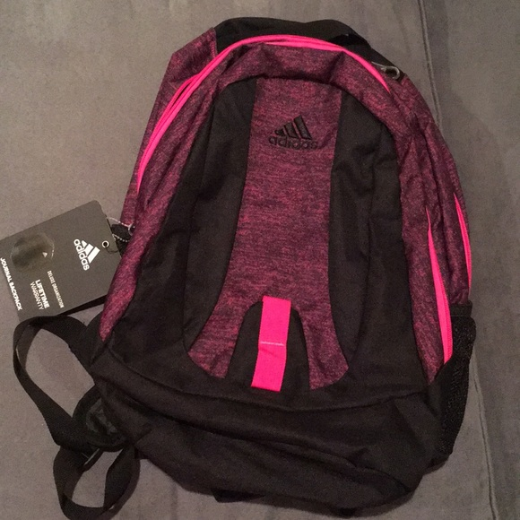 03f47eb6d1 ADIDAS Pink Backpack💗