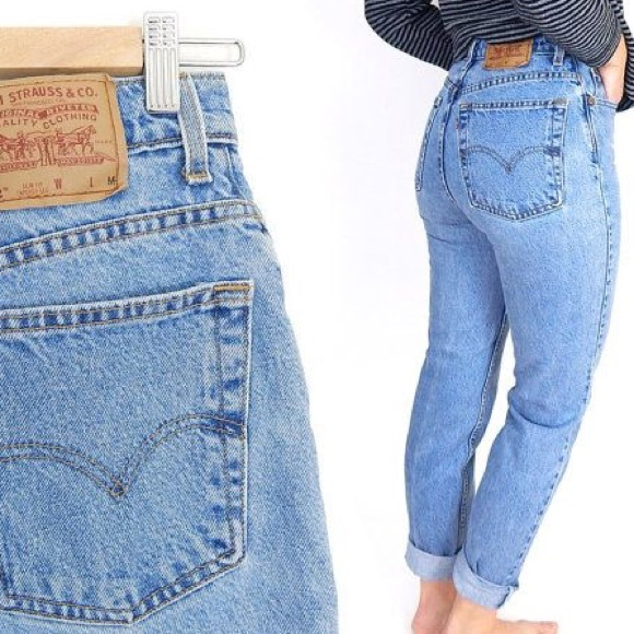 Attractive Levis Vintage 512 Slim Fit Mom Jeans | Poshmark FM51