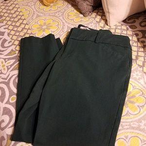 Merona Hunter green pant