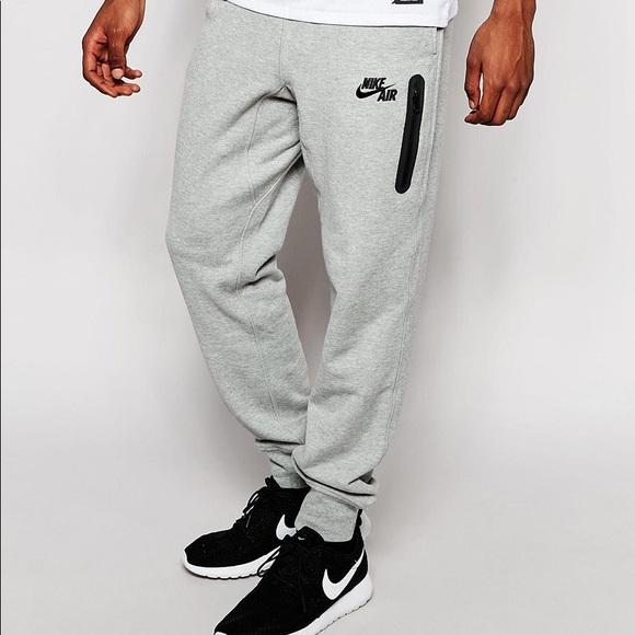 5dc84434226b Nike Air Men s Pivot Grey Cuffed Joggers. M 5a0ba2f3d14d7bdbfe01b248. Other  Pants ...