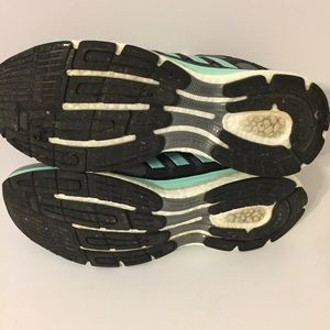 a63d49c666d02 adidas Shoes - Adidas Supernova Glide Boost Gray Mint 10 Worn 1x
