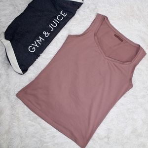 Lucy Pink Workout Top