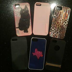 Bundle iPhone 5/5s Cases