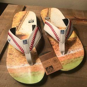 1ab887310825 Reef Shoes - Reef Men s Baseball Sandals