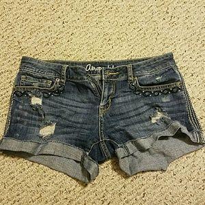 Shorts--size 2