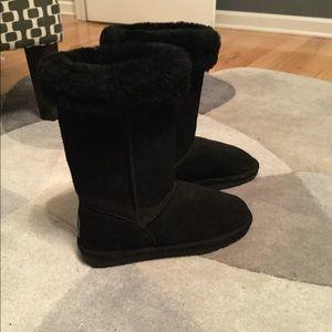 BearPaw Schuhes   S Marissas Größe 9 9 Größe schwarz Stiefel Never Worn   Poshmark 7dbdbf