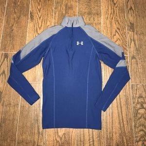 Under Armour Cold Gear 1/2 Zip Compression Mock