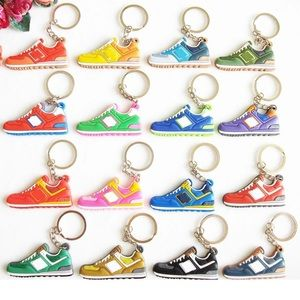 Accessories - NEW Running Sneaker Silicone Keychain