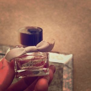 My Burberry brand new mini perfume