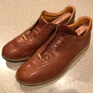 To Boot New York Leather Sneaker Sz 9.5D