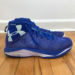 Under Armour Fire Shot Basketball Shoes {PP}
