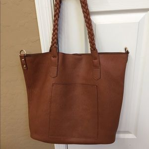 Street Level Large Tote with bag