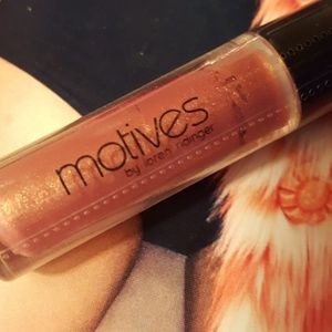 Motives Makeup - Motives by Loren Ridinger and Lala lip gloss