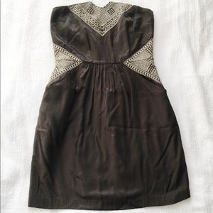 Urban Outfitters Black Sleeveless Dress SMALL