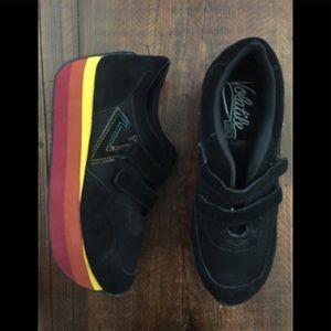 Platform Sneakers size 9