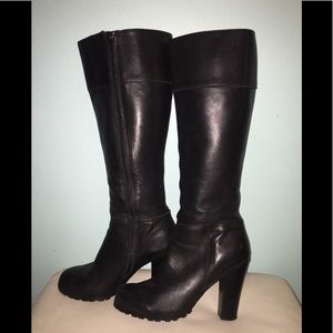 Shoes - Tall high heeled boots