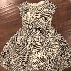 H&M sheer dress 6-7 Y